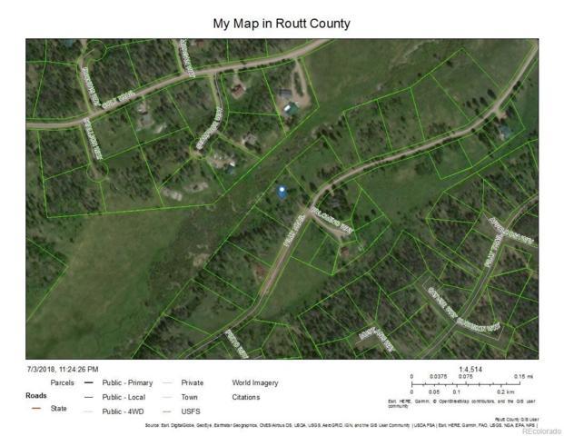 33120 Filly Trail, Oak Creek, CO 80467 (#5710198) :: The Galo Garrido Group