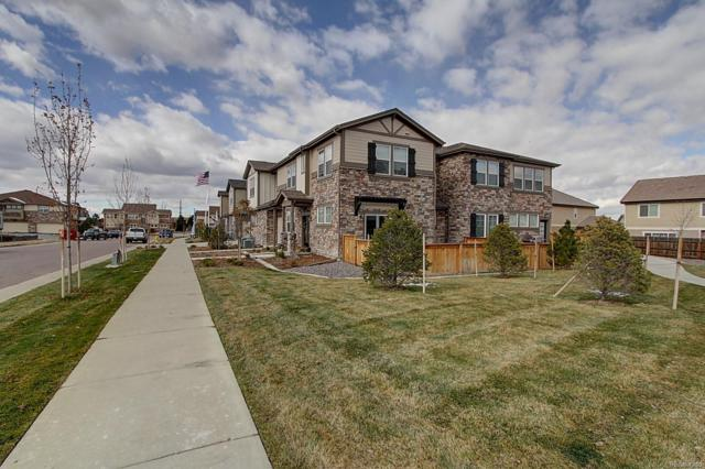 24657 E Calhoun Place C, Aurora, CO 80016 (#5710236) :: Sellstate Realty Pros