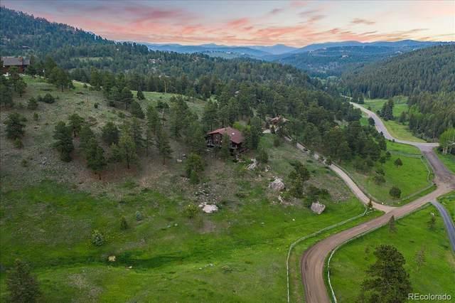 34721 Hidden Meadow Drive, Evergreen, CO 80439 (#5710390) :: The Gilbert Group
