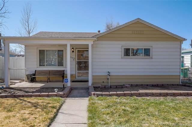 2309 Newark Street, Aurora, CO 80010 (#5710394) :: Venterra Real Estate LLC