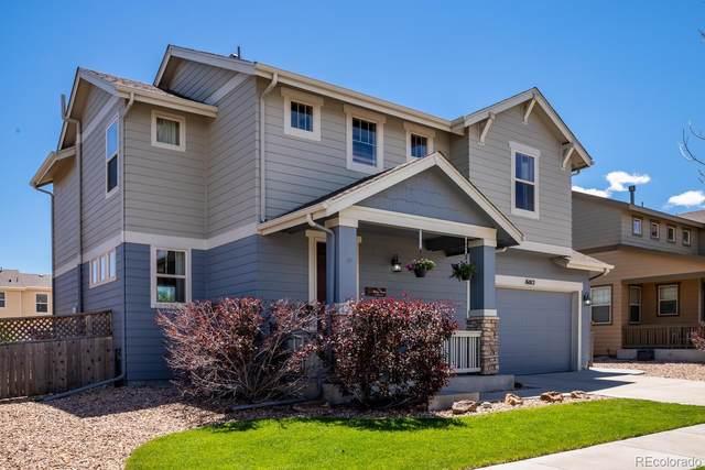 16012 Village Circle, Commerce City, CO 80603 (MLS #5710404) :: 8z Real Estate