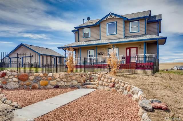 996 Santa Fe Trail, Elizabeth, CO 80107 (#5710453) :: The Harling Team @ HomeSmart