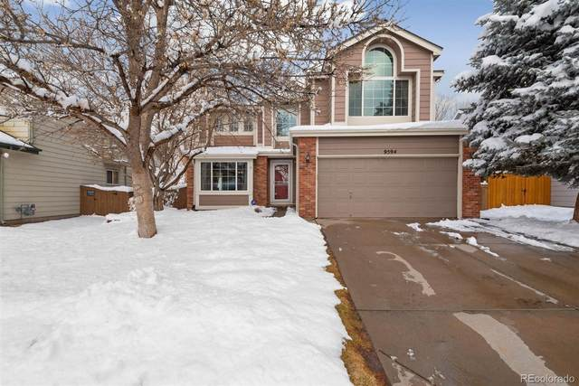 9594 Painted Canyon Circle, Highlands Ranch, CO 80129 (#5710564) :: Realty ONE Group Five Star