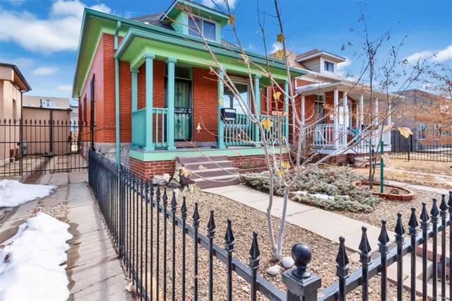 756 Kalamath Street, Denver, CO 80204 (#5710945) :: RazrGroup