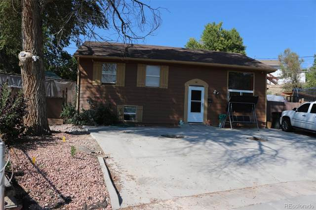 361 El Paso Court, Denver, CO 80221 (MLS #5711035) :: Clare Day with Keller Williams Advantage Realty LLC