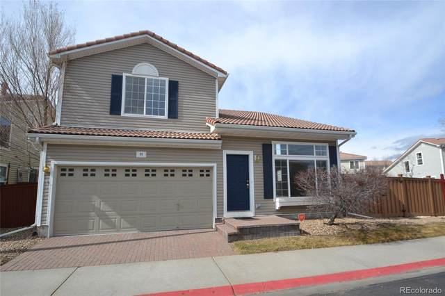 20000 Mitchell Place #85, Denver, CO 80249 (MLS #5711281) :: 8z Real Estate