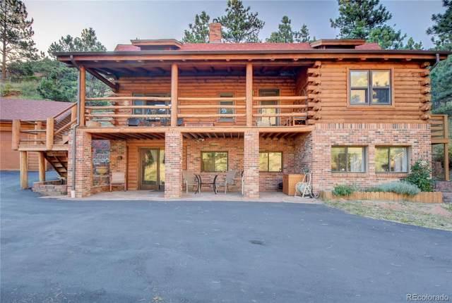 1280 N Cedar Brook Road, Boulder, CO 80304 (#5711457) :: Kimberly Austin Properties