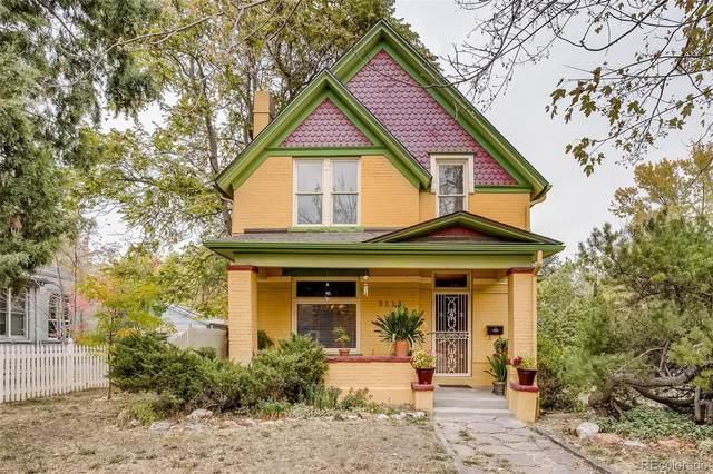 3113 W 23rd Avenue, Denver, CO 80211 (MLS #5711475) :: 8z Real Estate