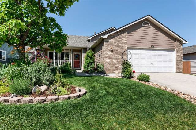 803 Eagle Drive, Loveland, CO 80537 (#5712074) :: The Heyl Group at Keller Williams