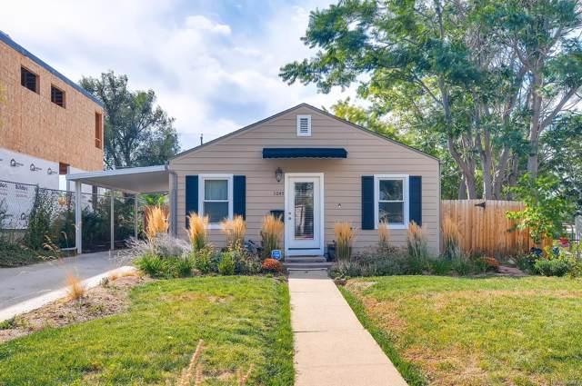 1045 Julian Street, Denver, CO 80204 (MLS #5712086) :: 8z Real Estate
