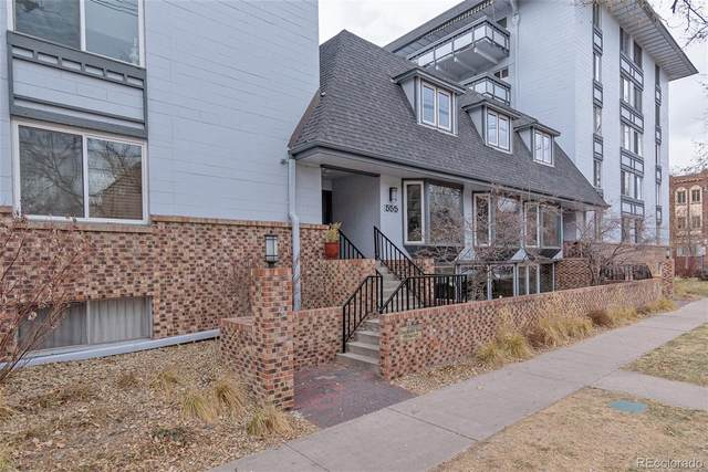 555 E 10th Avenue #116, Denver, CO 80203 (#5712118) :: The Dixon Group