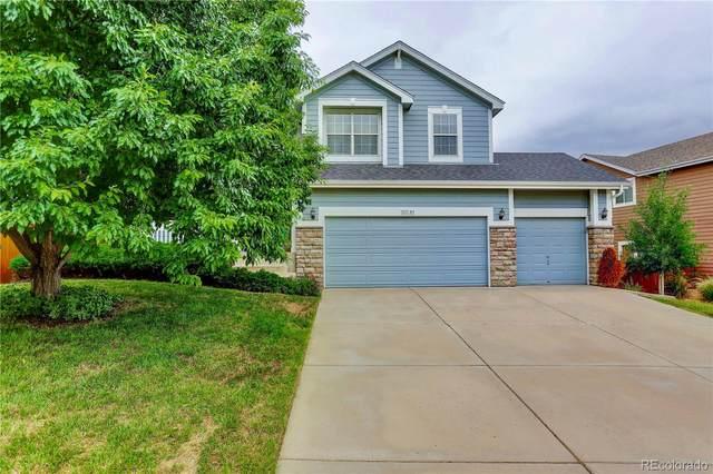 10281 Willowbridge Court, Highlands Ranch, CO 80126 (#5712451) :: Finch & Gable Real Estate Co.