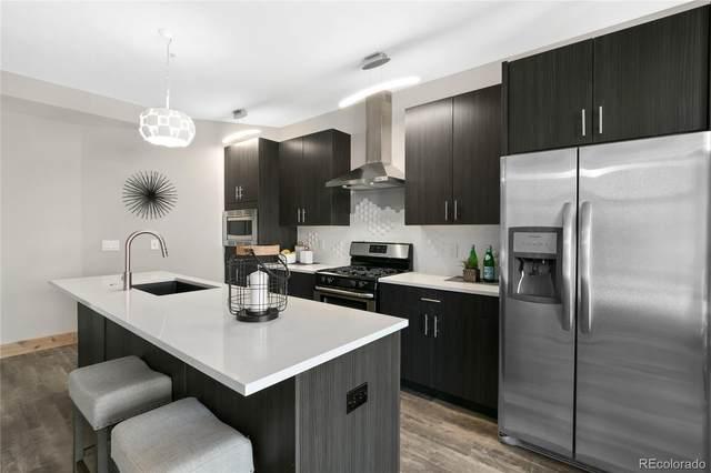 1316 29th Street #302, Denver, CO 80205 (#5712733) :: HomeSmart