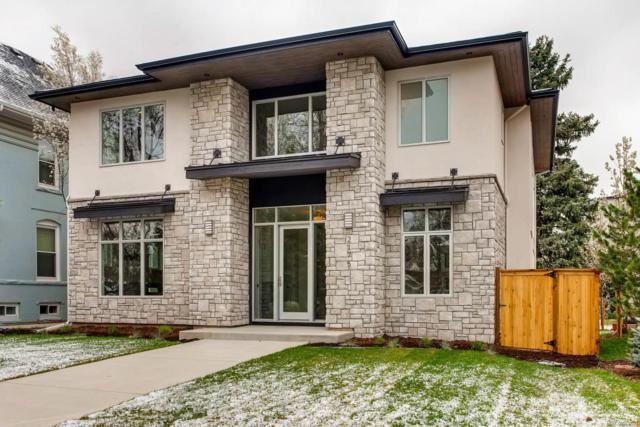 2175 S Columbine Street, Denver, CO 80210 (#5713307) :: The Peak Properties Group