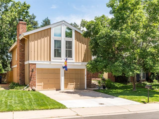 2934 S Newark Place, Aurora, CO 80014 (#5713496) :: The HomeSmiths Team - Keller Williams
