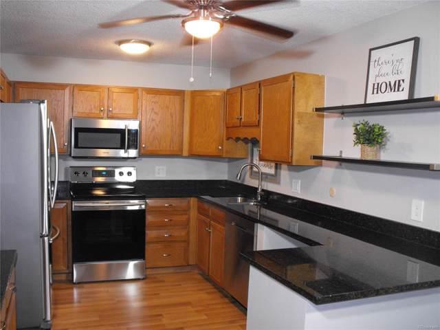 13635 E Bates. Avenue #309, Aurora, CO 80014 (#5713588) :: Bring Home Denver with Keller Williams Downtown Realty LLC
