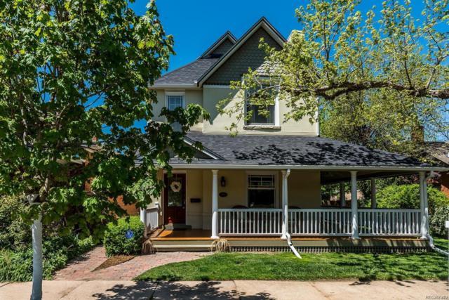1815 S Washington Street, Denver, CO 80210 (#5713603) :: 5281 Exclusive Homes Realty