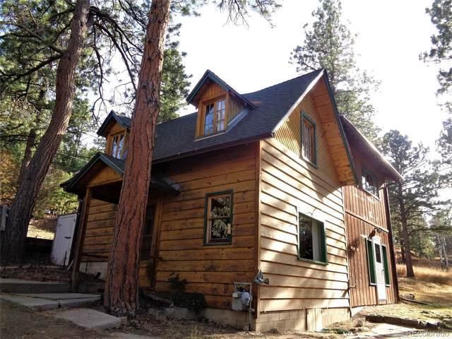 4963 White House Trail, Evergreen, CO 80439 (#5713767) :: The DeGrood Team