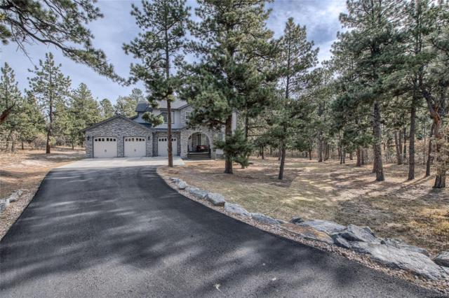 7378 Cameron Circle, Larkspur, CO 80118 (#5713904) :: The Heyl Group at Keller Williams