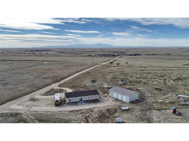 9505 Guthrie Road, Calhan, CO 80808 (#5713935) :: The Galo Garrido Group