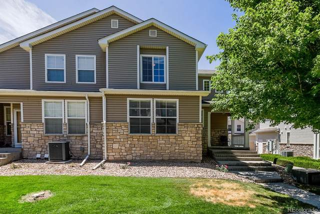 9758 Laredo Street 18A, Commerce City, CO 80022 (#5713997) :: Wisdom Real Estate