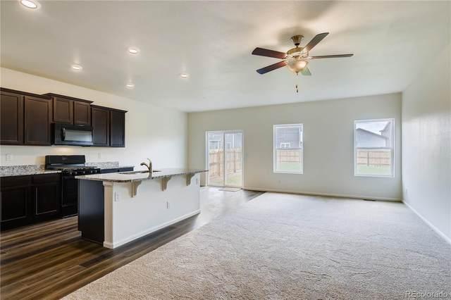523 Quincy Rr Avenue, Keenesburg, CO 80643 (#5714075) :: Stephanie Fryncko | Keller Williams Integrity