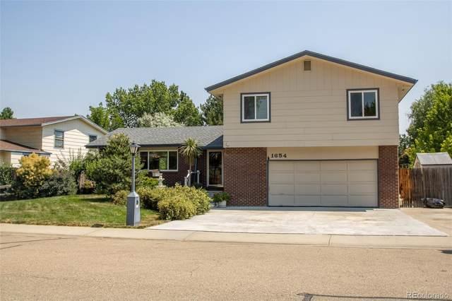 1654 Denison Circle, Longmont, CO 80503 (#5714132) :: Venterra Real Estate LLC