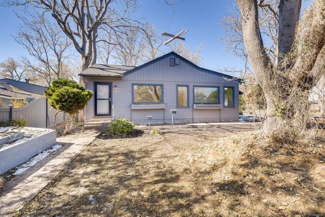 395 Ingalls Street, Lakewood, CO 80226 (MLS #5714193) :: Colorado Real Estate : The Space Agency