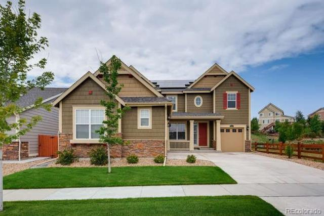 10231 Isle Street, Parker, CO 80134 (#5714610) :: The City and Mountains Group