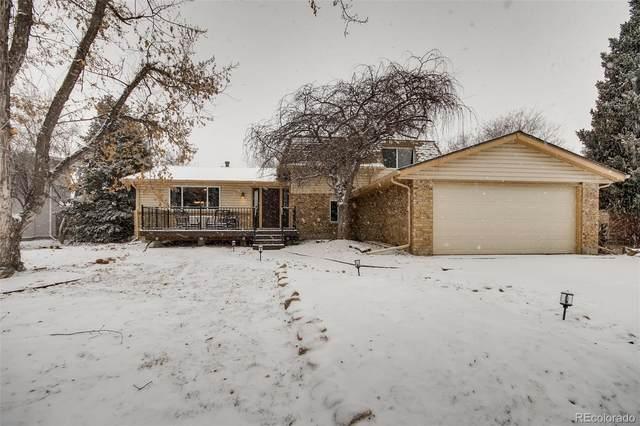 6363 S Dexter Street, Littleton, CO 80121 (MLS #5715181) :: Kittle Real Estate