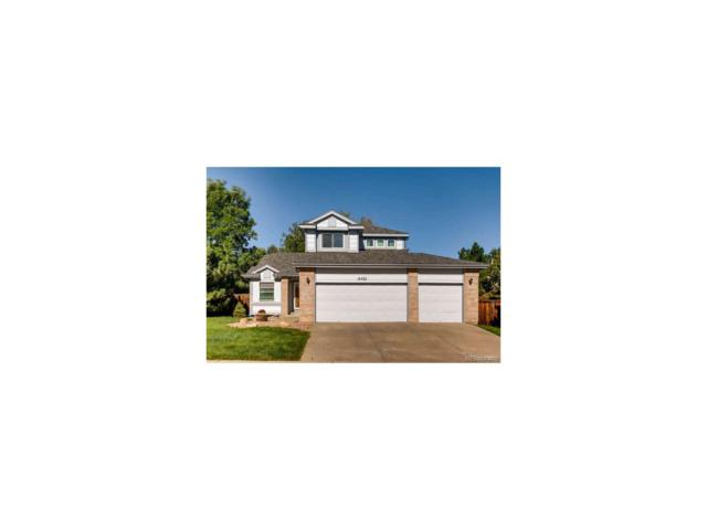 16522 Bluebonnet Drive, Parker, CO 80134 (#5715367) :: The Sold By Simmons Team