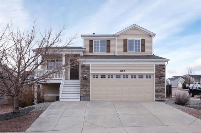 6464 Casual Drive, Colorado Springs, CO 80923 (#5716022) :: The Peak Properties Group