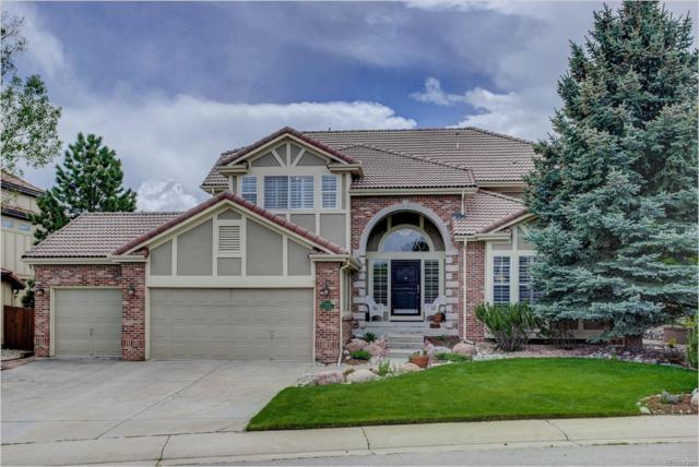 9768 Colinade Drive, Lone Tree, CO 80124 (#5716423) :: The HomeSmiths Team - Keller Williams