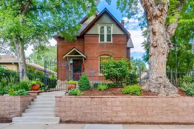250 S Clarkson Street, Denver, CO 80209 (#5716449) :: Real Estate Professionals