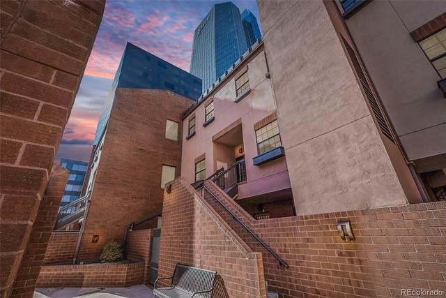 1512 Larimer Street #11, Denver, CO 80202 (#5716944) :: The Peak Properties Group