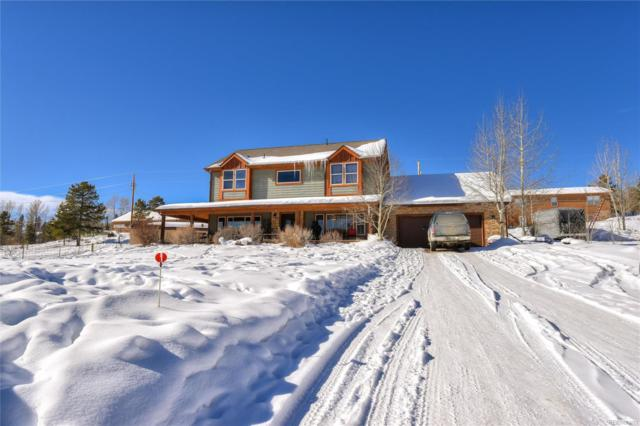 116 County Road 465, Grand Lake, CO 80447 (MLS #5717082) :: 8z Real Estate