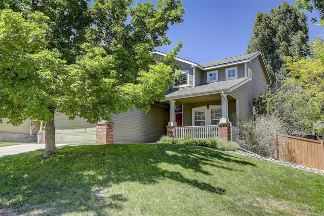16135 Sequoia Drive, Parker, CO 80134 (#5717098) :: The DeGrood Team