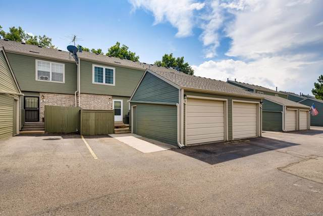 3459 S Ammons Street 4-3, Lakewood, CO 80227 (MLS #5717101) :: 8z Real Estate