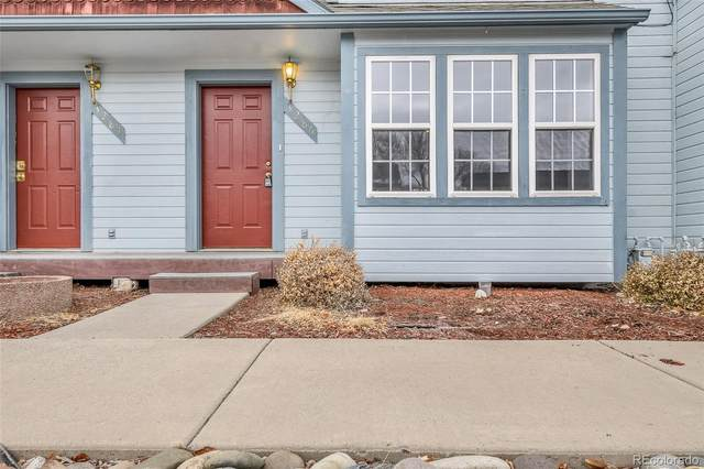 3286 W Willow Court, Clifton, CO 81520 (#5717438) :: Hudson Stonegate Team