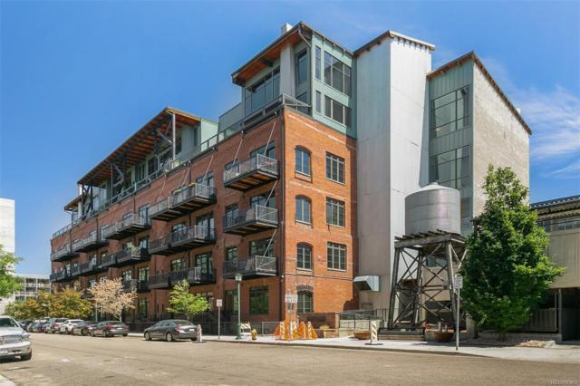 2960 Inca Street #105, Denver, CO 80202 (MLS #5718020) :: 8z Real Estate