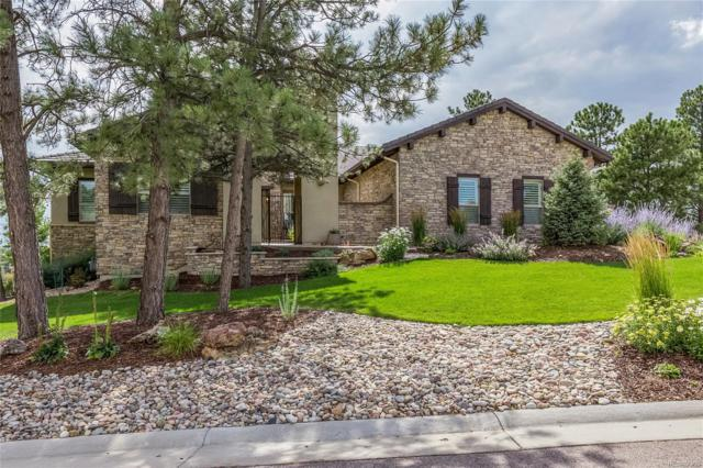 5763 Majestic Oak Lane, Parker, CO 80134 (#5718144) :: Bring Home Denver with Keller Williams Downtown Realty LLC