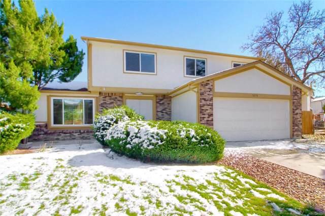 3278 S Evanston Street, Aurora, CO 80014 (MLS #5718628) :: 8z Real Estate
