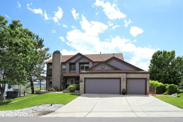 7286 Meadow View, Parker, CO 80134 (#5719153) :: The Galo Garrido Group