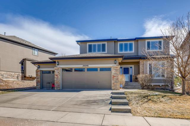 24246 E Ottawa Avenue, Aurora, CO 80016 (#5719260) :: The Peak Properties Group