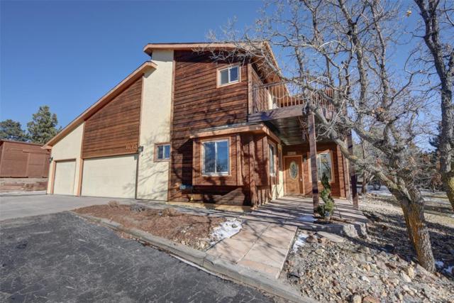 1673 Woodmoor Drive, Monument, CO 80132 (#5720578) :: The Peak Properties Group