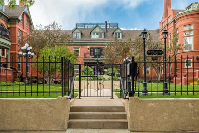 1165 N Pennsylvania Street G2, Denver, CO 80203 (MLS #5720662) :: 8z Real Estate