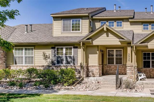 5920 S Yank Way, Littleton, CO 80127 (#5721324) :: Colorado Home Finder Realty