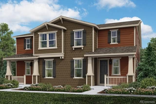 3319 Emily Street, Castle Rock, CO 80109 (MLS #5721805) :: 8z Real Estate
