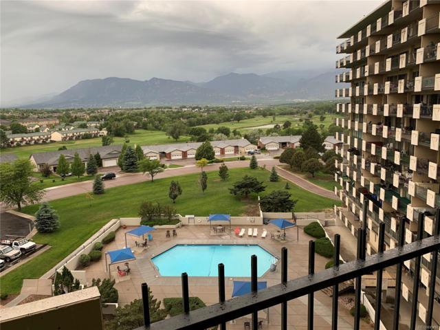 411 Lakewood Circle B811, Colorado Springs, CO 80910 (#5722550) :: The Galo Garrido Group