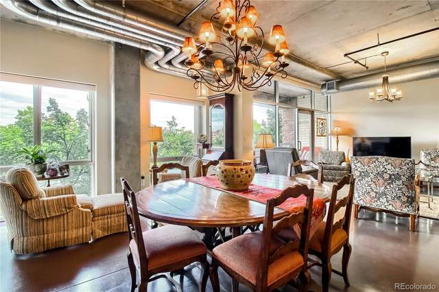 1610 Little Raven Street #203, Denver, CO 80202 (MLS #5722560) :: 8z Real Estate